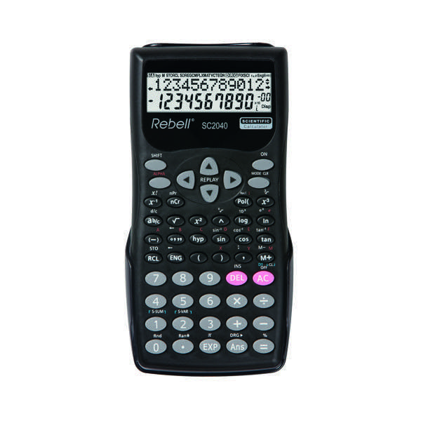 Rebell Scientific Calculator 240 Funct