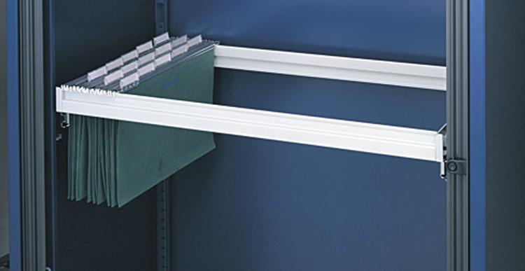 Image for Bisley Roll-out Filing Frame for Cupboard Black Ref ROSFF